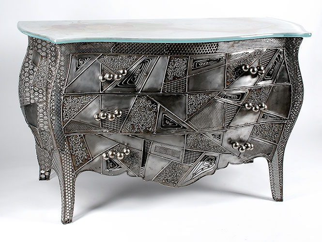 Commode Louis XV (I)