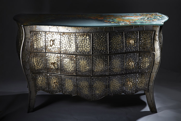Commode Louis XV (II)
