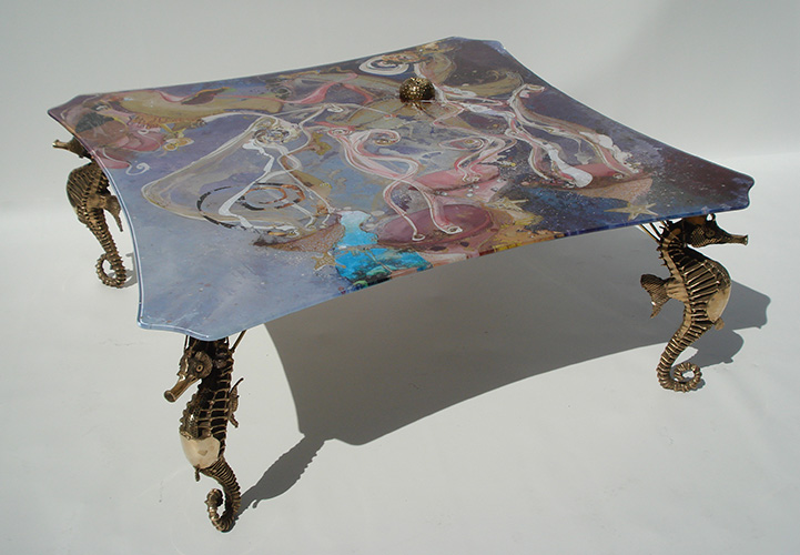 Table Hippocampe
